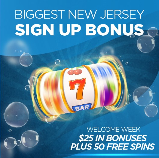 Biggest New Jersey Sign Up Bonus
